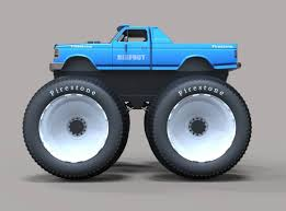 100 Bigfoot 5 Monster Truck Images Tagged With On Instagram