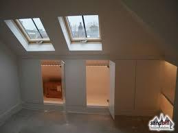 Loft Conversion Bedroom With Ensuite Putney London SW15 More