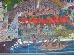 guillermo wagner granizo the monterey mural