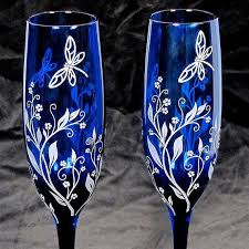 Cobalt Royal Blue Silver And White Wedding Ideas