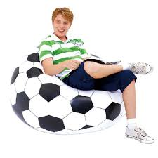 Bean Bag Chair Inflatable Portable Outdoor Garden Sofa Couch Soccer ... Soft Bean Bag Chairs Couch Sofa Cover Modern Indoor Lazy Lounger For Large Extra Diy Chair Canada Pattern 32sixthavecom Big Joe Pillow Giant Home Improvement Cast Wilson Saxx Microsuede Jaxx Bags Bean Bag Chair Perfect Cabinet And Ktyxgkl Portable Fashion Bber Rug In 2019 Uohome Small Room Milano Multiple Colors 32 X 28 25