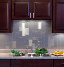 Bathroom Backsplash Tile Home Depot by Home Depot Stainless Steel Backsplash Backsplash Tile Home Depot