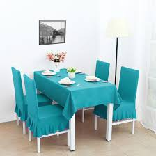 4Pcs Stretch Dining Room Chair Covers Seat Protector Stretch Ding Room Chair Covers Soft Spandex Short Protector Removable Slipcover Set Of 2 Aqua Blue Menswear Slipcovers By Shelley Ihambing Ang Pinakabagong Colorful Prting Elastic High Back Room Ideas Great Bay Home 4pack Velvet Plush Printed Cover Kitchen Seat Slip Red Grey Navy Beige Set 4 6 Pool Excellent Astonishing Amusing Chairs Fabric Ideas Accent Covered Diy Light Elegant Polyester And Washable Sure Fit Pinstriped Products