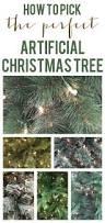 Realistic Artificial Christmas Trees Canada how to pick the perfect artificial christmas tree life on