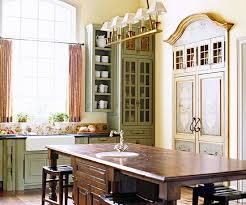 Incorporating Furniture Style Cabinetry Makes The Kitchen Feel More Like A Gathering Space And Can Make Intimate Too