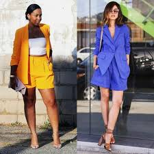 Womens Suits In 2018 With A Skirt Will Be Really Popular The Skirts Could Pulled Off Well Jackets Summer Fashion Trends Already See