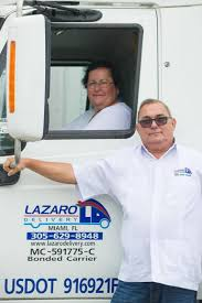 100 Truck Driver Jobs In Miami Gateway CityWhos Here Based Lazaro Delivery Serves Large