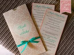 48 Cool Wedding Invitations with Ribbon Image Naturally Carolina
