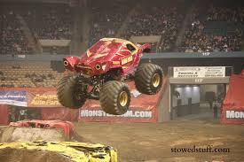 Monster Trucks At Monster Jam | Stowed Stuff