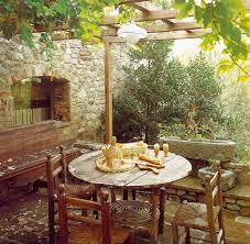 Alfresco Dining In Italy