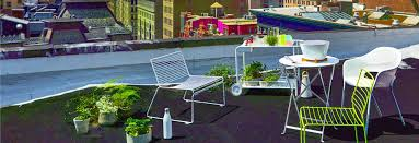Outdoor Patio Tables for Your NYC Home or Apartment at ABC Home