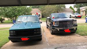 100 2012 Trucks 18 Years Of Difference 1994 Vs