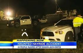 Halloween Hayride 2014 by Haunted Hayride Goes Haywire Leaving One Teen Dead U0026 Over 20