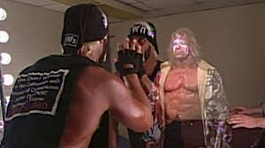 Halloween Havoc 1999 Hogan Sting by Daily Pro Wrestling History 10 25 Hogan Vs Warrior At Wcw