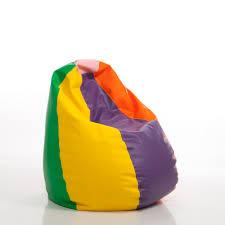 Puff de colores para habitaciones juveniles