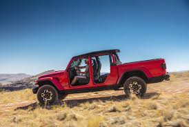 This Is The All-New Jeep Gladiator Pickup Truck • Gear Patrol