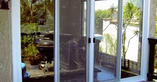 Door : Awesome Sliding Glass Doors Screens Security Sliding Screen ... Exterior Sliding Barn Doors Door Hdware For Garage Florida And Repairsliding Remodelaholic 35 Diy Rolling Ideas Built A Sliding Screen Door The Journal Board Home Best On Screen Patio How To Make A Neat Glass 25 Doors Ideas On Pinterest Barn Cheap All 12 Ebony Jacobean Stain For Family Room Wood Front Amazing Front Photos Style