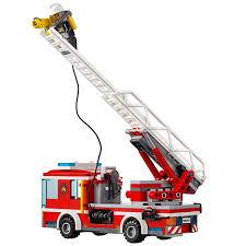 100 Lego Fire Truck Games Amazoncom LEGO City Ladder 60107 Toys
