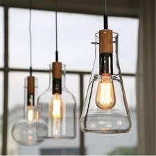 buy wholesale large glass pendant light bulbs from china