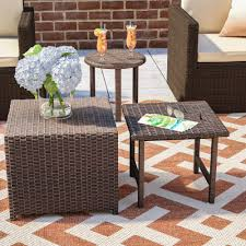 Agamemnon Wicker/Rattan Side Table Maze Rattan Kingston Corner Sofa Ding Set With Rising Table 2 Seater Egg Chair Bistro In Brown Garden Fniture Outdoor Rattan Wicker Conservatory Outdoor Garden Fniture Patio Cube Table Chair Set 468 Seater Yakoe 8 Chairs With Rain Cover Black Round Chester Hammock 5 Pcs Cushioned Wicker Patio Lawn Cversation 10 Seat Cube Ding Set Modern Coffee And Tea Table Chairs Flower Rattan 6 Seat La Grey Ice Bucket Ratan 36 Jolly Plastic Philippines Small 4 Chocolate Cream Ideal
