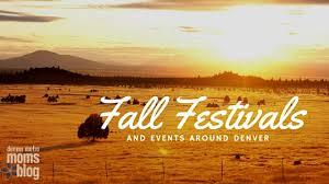 Denver Area Pumpkin Patches by Denver Fall Festivals And Events