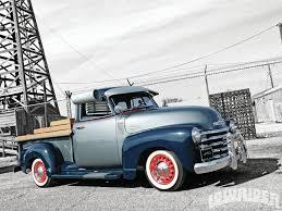 100 1949 Chevrolet Truck Chevy 3100 Lowrider Magazine