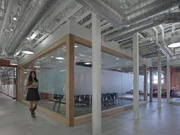 Industrial Office Design Photos Space Division Btw Two Spaces Demand