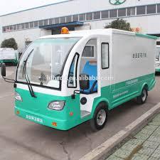 100 Electric Mini Truck 4 Wheel 2 Seats Van Buy China S For