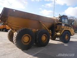 Caterpillar 725 Price: €47,978, 2003 - Articulated Dump Truck (ADT ...