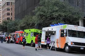 Tomorrow: International Food Truck Festival In Oakland