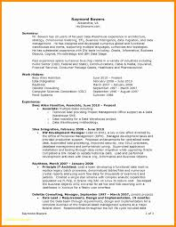 50 New Word Resume Template