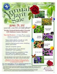 2017 DCMGA Spring Plant Sale