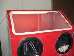 Harbor Freight Sandblaster Cabinet Mods by Sand Blasting Cabinet Heavy Cabinet Vacuum Included Dragway