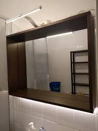 ikea molger badezimmer spiegel