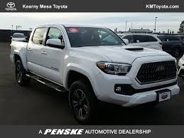 100 Trd Truck New 2019 Toyota Tacoma 4WD TRD Sport Double Cab 5 Bed V6 AT