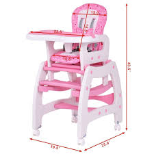 Amazon.com : 3 In 1 Baby High Chair Convertible Play Table ... Chair Cheap Baby High Chair Graco In W710 H473 2x Best Chairs 3 In 1 Booster Seat Table Convertible Feeding Harness Portable Evenflo Childrens High Recalled Fox31 Denver Buy Dottie Lime Online At Raleigh Compact Fold Symmetry Marianna 10 Of 20 Moms Choice Aw2k Ev 5806w9fa The For Babies 4in1 Eat Grow Pop Star How To Put Together