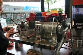 Ballard Cafe Boasts The Slayer Espresso Machine