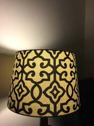 Lamp Shades At Walmart by Better Homes And Gardens Irongate Lamp Shade Black White