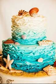 Best 25 Beach Cakes Ideas On Pinterest