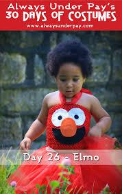 Elmo Halloween Stencil by Day 26 U2013 Elmo Diy Halloween Costume Tutorial Cheap Easy
