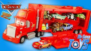 100 Disney Mack Truck Hauler Cars Amazon Com Disney Pixar Cars Mack Truck And