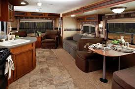 Cleaning Small Motorhomes Inside Your Rv The Interior Jayco Journal Camping Remodel