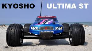 Kyosho EP Ultima ST Racing Sports 2WD 1/10 Stadium Truck - RC ...