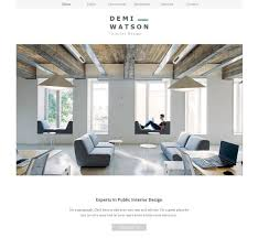 100 Interior Architecture Websites 6 Best Wix Templates For Architect THAT CONVERT 2019