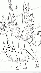 Baby Pegasus Coloring Pages To Print
