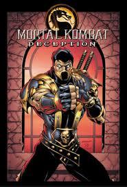 لعبة القتال الشيقة للجوال Mortal