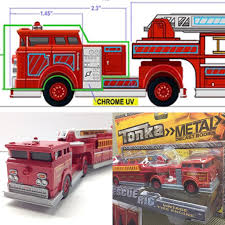 My Tonka Old School Vintage TDA Fire Truck Toy Design Is Hitting The ... Vintage Tonka Fire Engine Firefighting Water Pumper Truck Red And Spartans Walmartcom Pin By Phil Gibbs On Trucks Pinterest Fire Truck Mighty Motorized Vehicle Kidzcorner Tonka Fire Rescue Truck 328 Model 05786 In Bristol Gumtree Find More Big For Sale At Up To 1960s Tonka My Antique Toy Collection Rescue E2 Ebay Tough Mothers Steel Review Sparkles Diecast