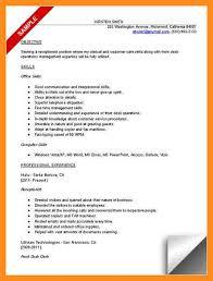 resume for gym receptionist medical front desk resume