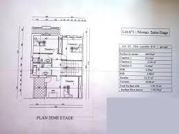 surface chambre villa jumelée neuve plus 300m2 avec 5 chambres jardin garage