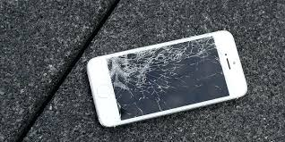 Cracked Iphone 5 Cracked My 6 Screen Which Broke My Heart The